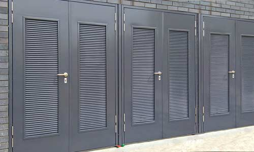 Residential Security Doors