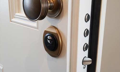 bespoke security door