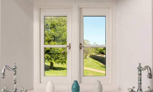 Security Casement Windows