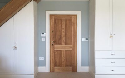 Country House Internal Security Door