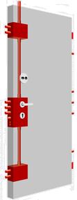 Linx Residential Security Door