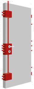 TR400 Residential Security Door
