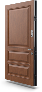 Wooden Residential Security Doors