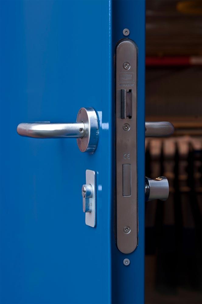 KSDW Commercial Security Doors