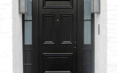 Gold Plus High Security Front Door