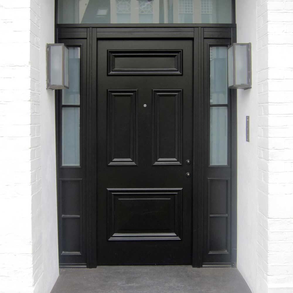 London Security Door external