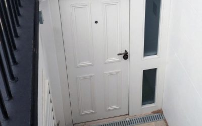 External Security Door