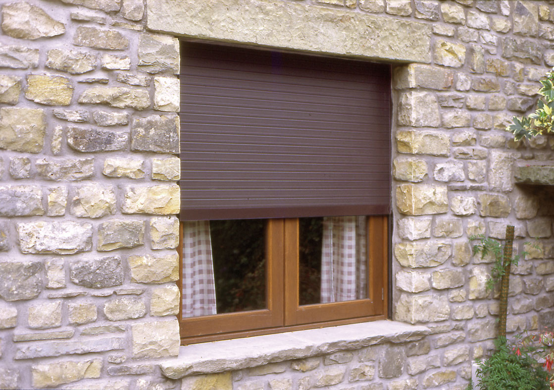 Security Shutters Window installation