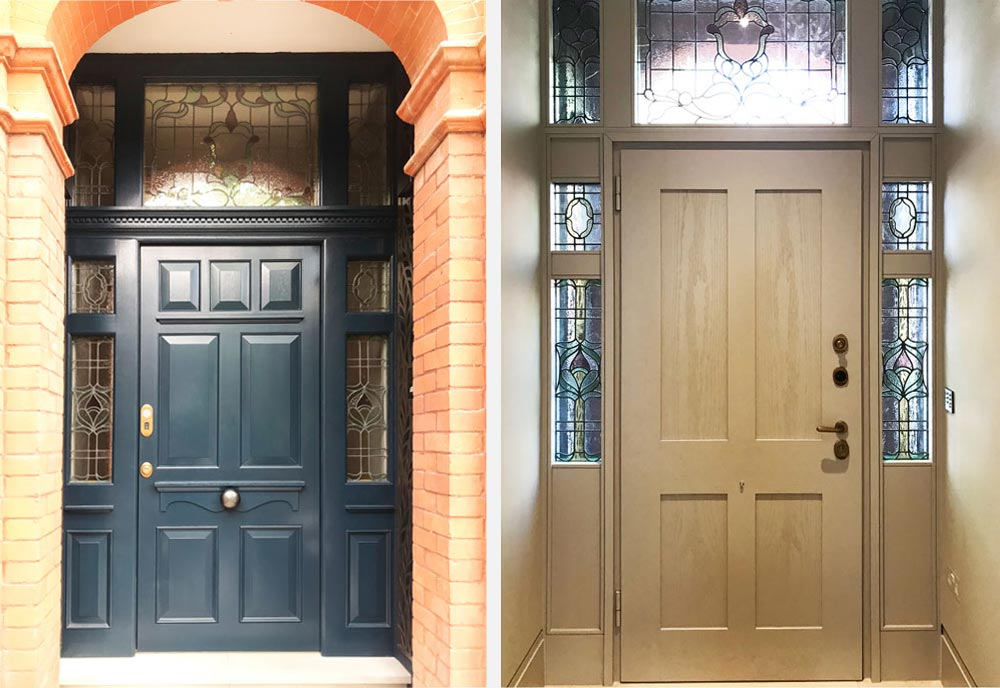 Bespoke Security Door Design Project