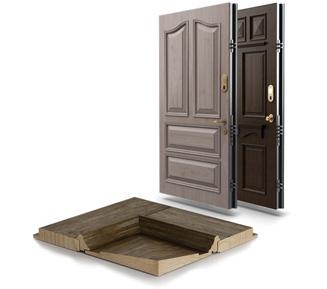 bespoke security door panels