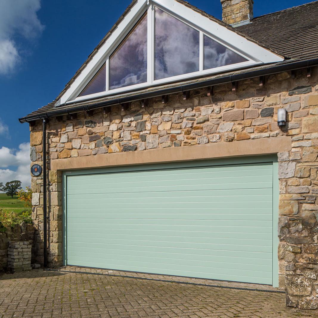 Security Garage Door