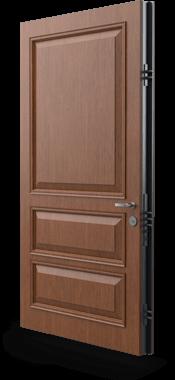 Wood Residential Security Doors